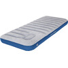 High Peak Air bed Cross Beam Single Extra Long Mattress hellgrau/blau